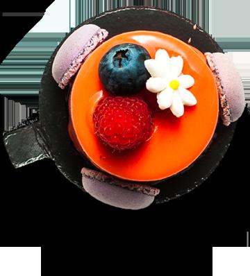 شیرینی خامه ای دو رنگ main picture